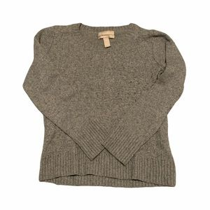 Banana Republic Wool/Cashmere Cable Sweater